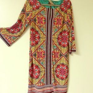 Laundry by Shelli Segal Pullover Dress.